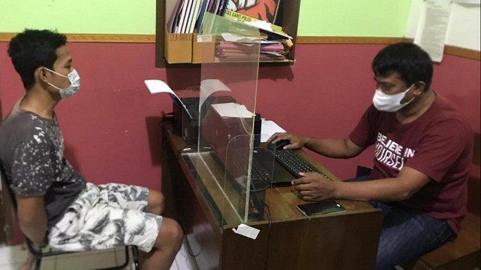 Warga Gunungkidul Ditangkap, Jadi Tersangka Tunggal Pencurian Puluhan HP di Moro Mall Purwokerto