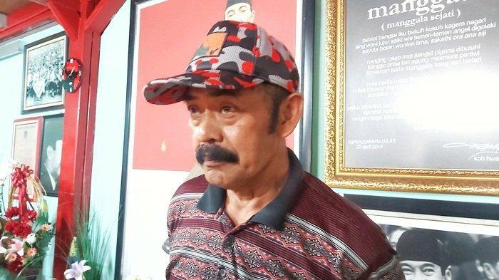 Kaget Ganjar Tak Diundang di Acara DPD PDIP Jateng, Rudy: Kalau Dianggap Salah, Ya Ditegur