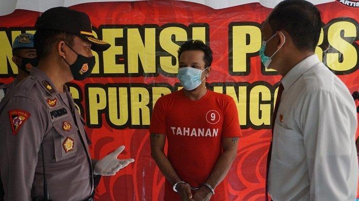Karyawan Swasta asal Jember Ditangkap Polisi di Purbalingga, Diamankan Bersama 14,44 Gram Sabu