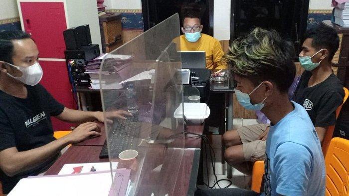 Curi Tanaman Hias Jenis Kresna Black dan Hot Lady, Tiga Pemuda di Banyumas Diciduk Polisi