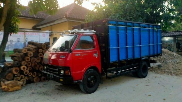 Warga Semarang Ditangkap Polres Sragen, Tebang 77 Pohon Milik Perhutani Tanpa Izin