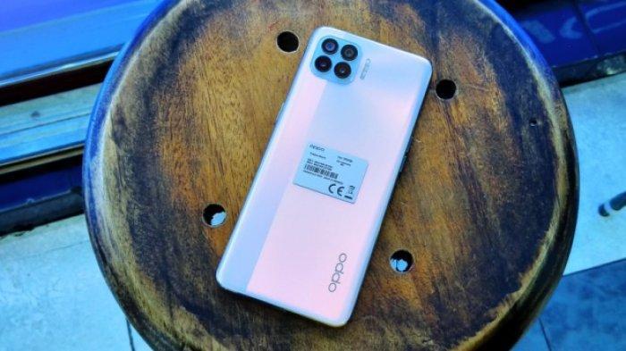 Dibekali OS Android 10 dan Dibanderol Rp 4.299.000, Berikut Spesifikasi Lengkap Oppo Reno4 F