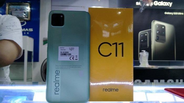 Buruan, Ada Cashback Rp 100 Ribu untuk Pembelian Ponsel Realme C11
