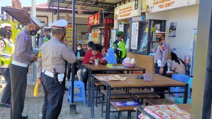 Satlantas Polres Kendal Aktifkan Pos Pengawasan, Lokasinya di Rest Area Tol Batang-Semarang