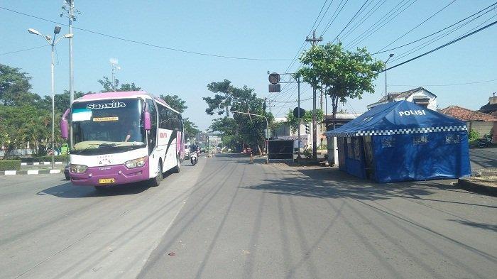 Pemkot Semarang Mulai Bangun Pos Penyekatan Pemudik di 9 Titik Perbatasan, Ini Lokasinya