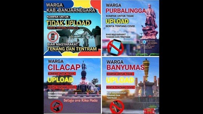 Warganet Banyumas Raya Embargo Berita Covid, Ketua AJI Purwokerto: Langgar Hak Publik Akses Info