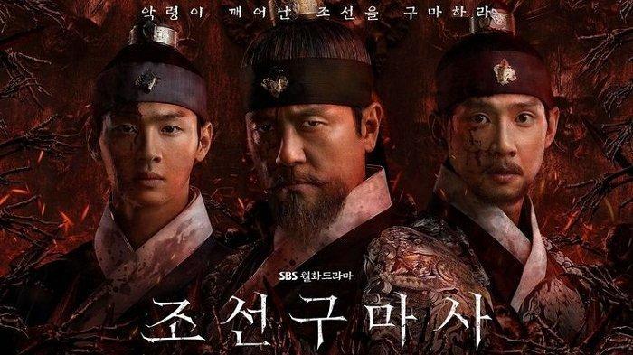 Duh, Baru 2 Episode, Produksi Drakor Joseon Exorcist Dihentikan. Berawal dari Properti Makanan China
