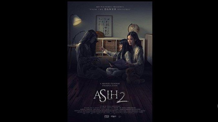 Jadwal Film Bioskop Banyumas Hari Ini, Rabu 26 Mei 2021: Ada Film Asih 2 di CGV Cinema