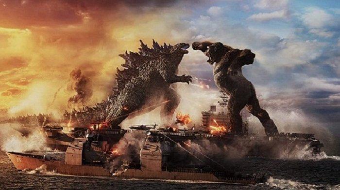 Ada Godzila VS Kong: Berikut Jadwal Film Bioskop NSC Ultima Braling Purbalingga, Rabu 12 Mei 2021
