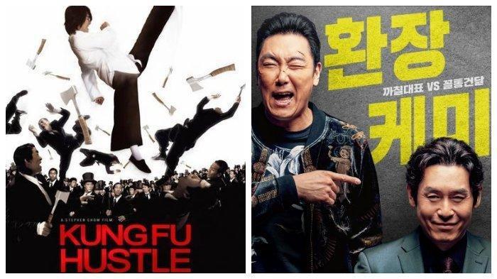 Jadwal Acara TV Hari Ini, Minggu 6 September 2020. Ada Film Kungfu Hustle dan Film Korea Men Of Men