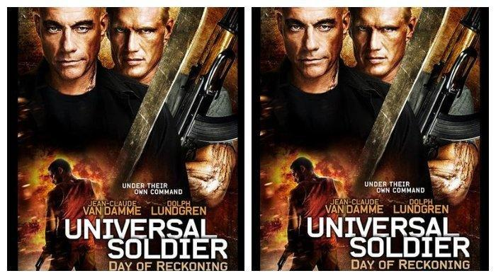 Jadwal Acara TV Hari Ini, Rabu 2 September 2020. Ada Film Universal Soldier 4: Day Of Reckoning