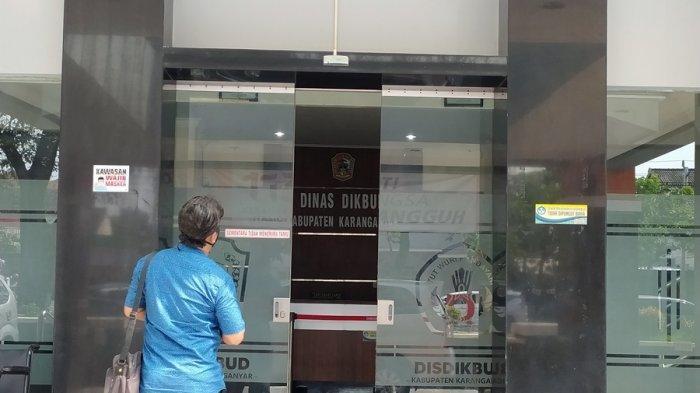 Enam SMP Terapkan Tatap Muka, Pendaftaran PPDB 2021 di Karanganyar