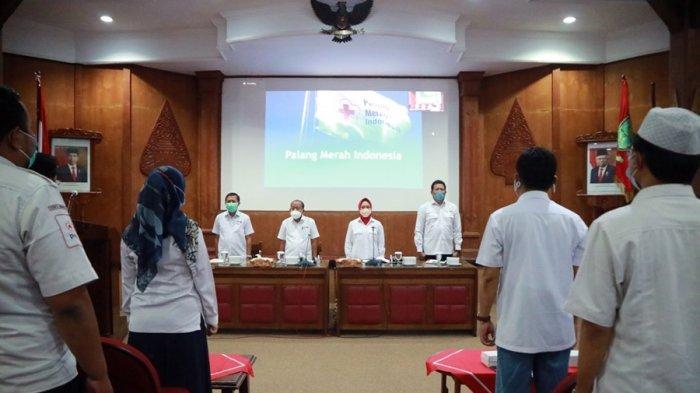 Bupati Purbalingga Ingatkan Kembali Program Belum Terlaksana di PMI, Misal Bentuk Korps Sukarelawan