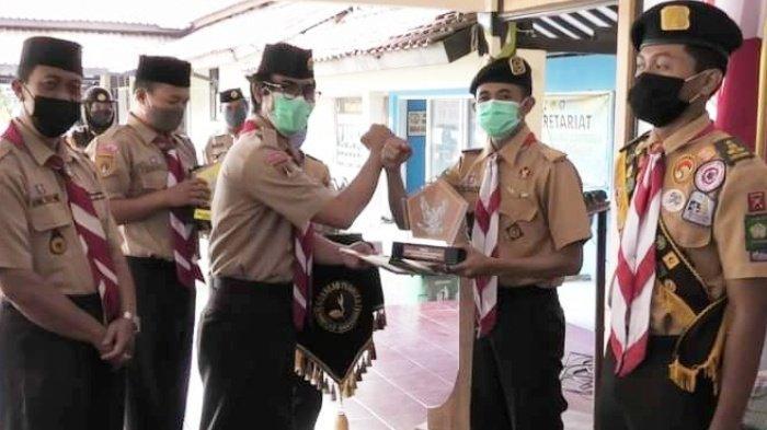 Sabet Penghargaan Eagle Scout Award 2020, Banyumas Diharapkan Jadi Lumbung Pramuka Garuda