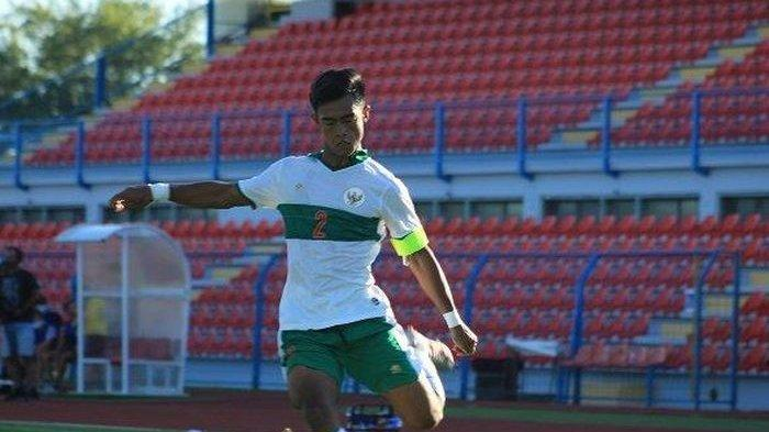 Jadi Kapten saat Laga Timnas U-19 Kontra Makedonia Utara, Ini Komentar Pemain PSIS Pratama Arhan
