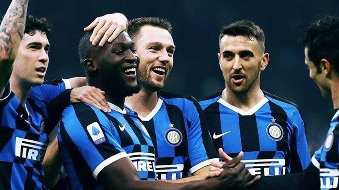 Antar Inter Milan Menangi Derbi Lawan AC Milan 0-3, Lukaku Puncaki Klasemen Top Skor Liga Italia