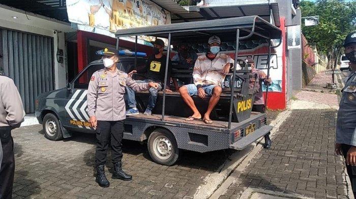 Pungli Modus Tawarkan Jasa Penyebrangan di Salatiga, Polisi Tangkap Tiga Pelaku