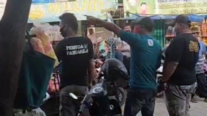 UPDATE Aksi Premanisme di Pasar Jepon Blora, 5 Oknum Anggota Ormas Terancam Hukuman 9 Tahun Penjara