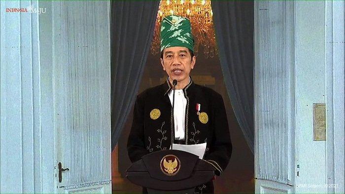 Pimpin Upacara Hari Lahir Pancasila, Ini Pesan Presiden Jokowi bagi Masyarakat Indonesia