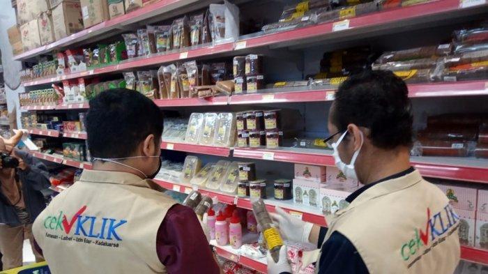 Awas Produk Pangan Kadaluarsa di Banyumas, Sehari Saja Loka POM Temukan 200 Item