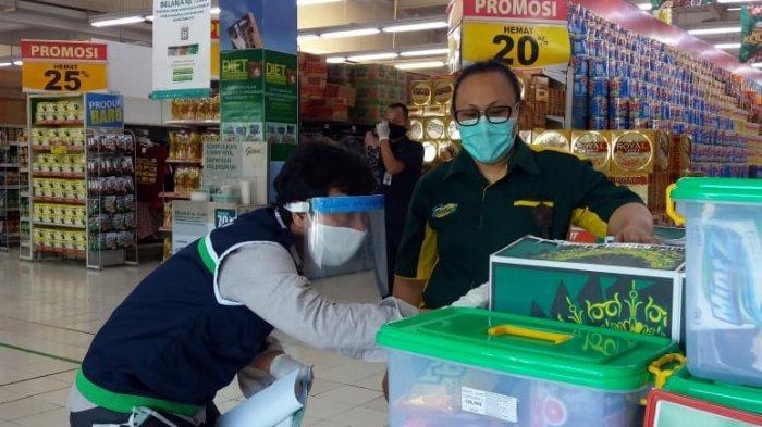 Masih Ditemukan Produk Tidak Layak Jual di Kota Semarang, Ini Bukti Hasil Sidak BBPOM