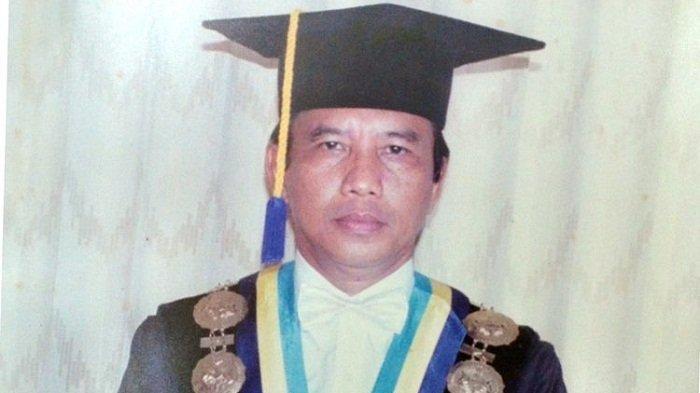 Banyumas Berduka, Mantan Rektor Unsoed Purwokerto Prof Dr Rubijanto Misman Tutup Usia