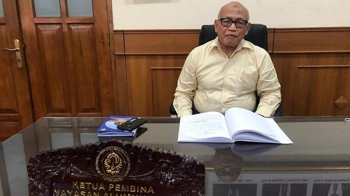 Undip dan USM Berduka, Ketua Pembina Yayasan Sekaligus Guru Besar Prof Miyasto Berpulang