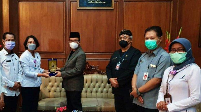 BBPOM Semarang Presentasikan Tiga Program Pangan Aman di Banyumas, Direalisasikan Mulai Maret 2021