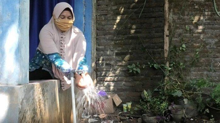 Warga RW 02 Gumelar Kidul Banyumas Tak Lagi Kesulitan Air Bersih, Pemkab Buatkan Sumur Bor dari DAK