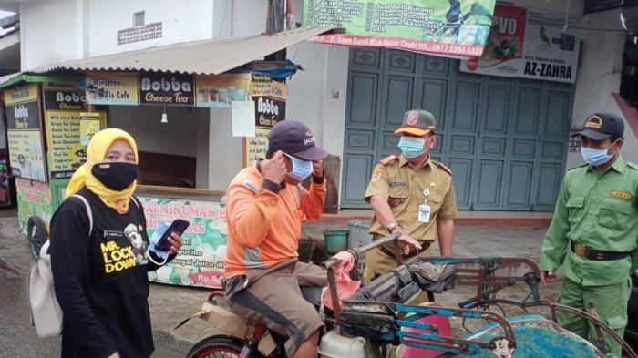 90 Persen Warga Kelurahan Kraton Kota Tegal Sudah Patuh Protokol Kesehatan, Ini Buktinya
