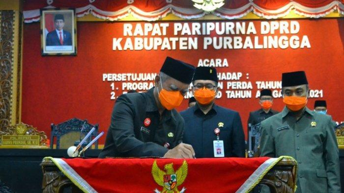 Berikut 19 Raperda Kabupaten Purbalingga, Sudah Disetujui dalam Propemperda Tahun 2021