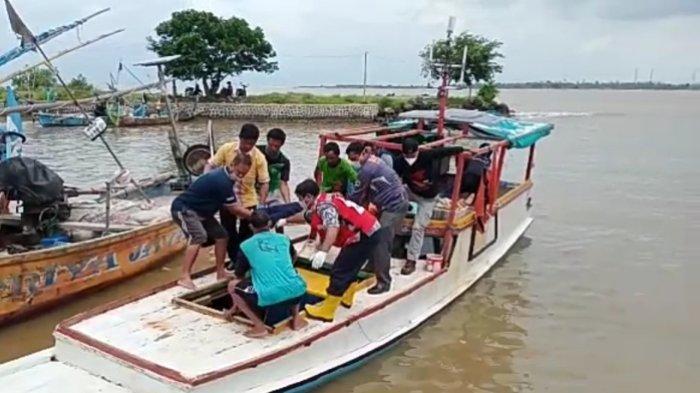 12 Anak Buah Kapal asal Batang Masih Hilang setelah Tertabrak Kapal Besar di Perairan Jepara