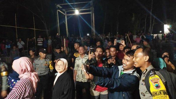 Detik-detik Polisi Tangkap Raja Kerajaan Keraton Agung Sejagat di Purworejo Totok Hadiningrat