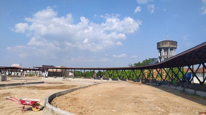 Bangun Alun-alun Baru Dekat Taman Kota Kalidoro, Bupati Pati: Buat Tampung PKL Eks Simpanglima