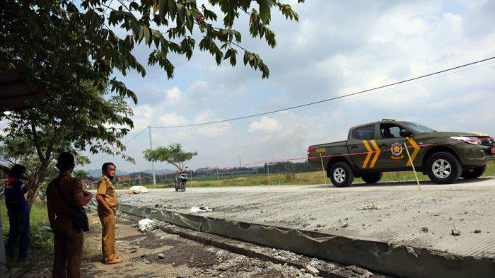 Betonisasi Ruas Pucang-Jenggawur Selesai, Bupati Banjarnegara: Akhir Pekan Sudah Bisa Digunakan