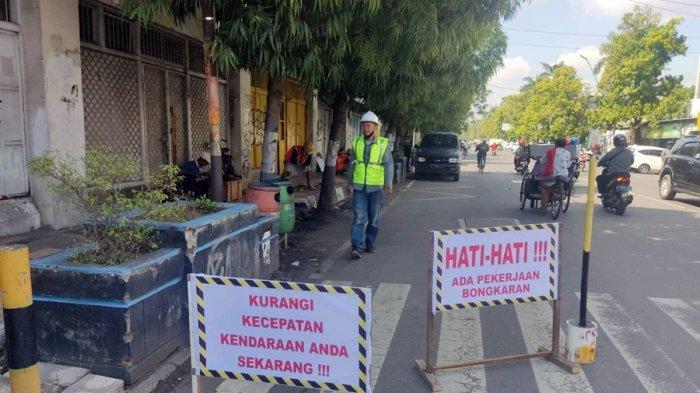 Sudah Disiapkan Pemkot Tegal, Dua Tempat Relokasi Pedagang Terdampak Proyek City Walk