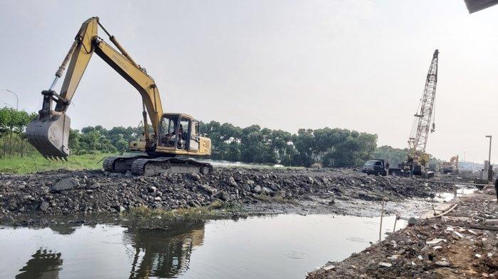 Tahap Pertama Proyek RTH Kali Siwatu Tegal Sudah Dimulai, Sebatas Penataan di Sekitar Sungai