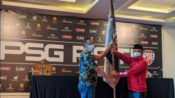 Resmi Berganti Pemilik dan Nama, PSG Gresik Boyongan Jadi PSG Pati