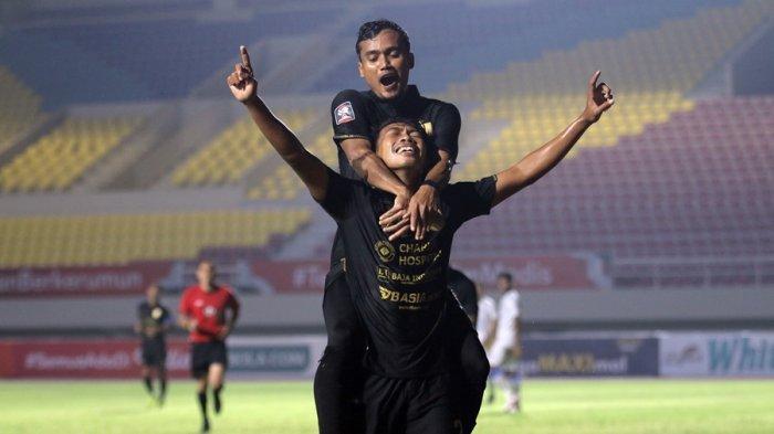 Breaking News! PSIS Semarang Juara Grup A Piala Menpora 2021, Urutan Kedua Barito Putera