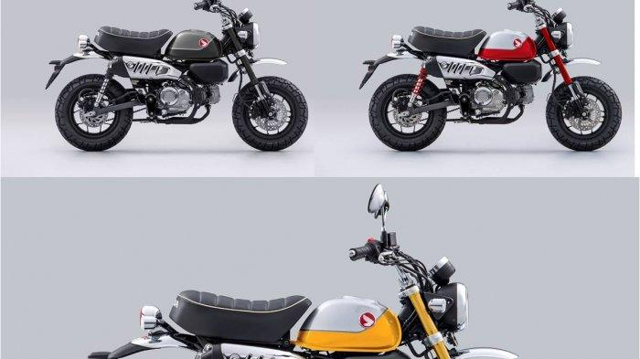 Honda Monkey, Pengendara Bakal Makin Bergaya, Berikut Spesifikasi Motor Unik dan Ikonik Ini