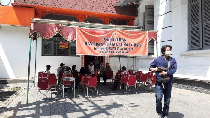 Bantuan Sosial Kemensos Rp 600 Ribu Sudah Cair, Simak Cara dan Syarat Warga Semarang Mengambilnya
