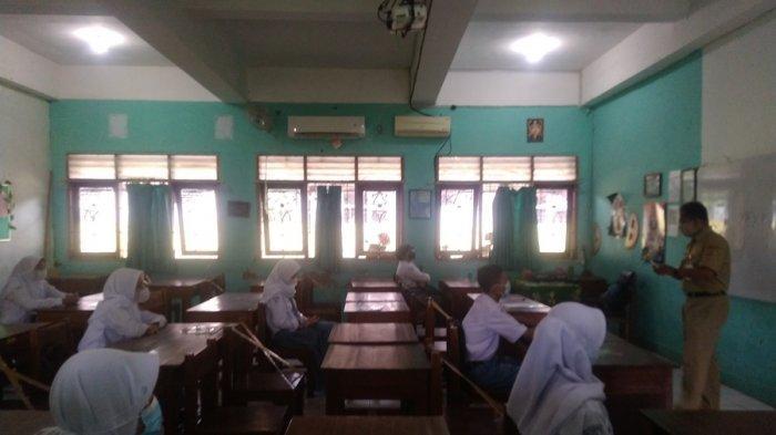Disdikbud Sudah Disiapkan 11 Sekolah Tambahan, Evaluasi Uji Coba PTM Selama Dua Pekan di Kendal