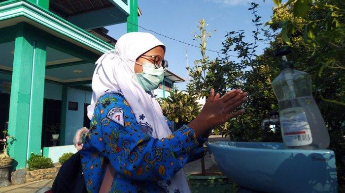 Kepala SMPN 1 Brangsong Kendal: Pekan Depan Semua Siswa Sudah Disuntik Vaksin