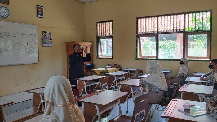 Evaluasi Pembelajaran Tatap Muka, Disdikbud Kota Tegal: Senin Pekan Depan Tambah Dua Sekolah