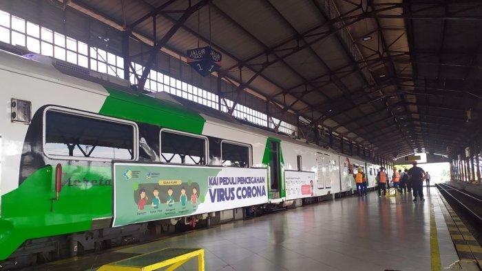 Lagi, 14 Jadwal Kereta Api Dibatalkan, PT KAI Daop V Purwokerto: Total Jadi 54 Perjalanan