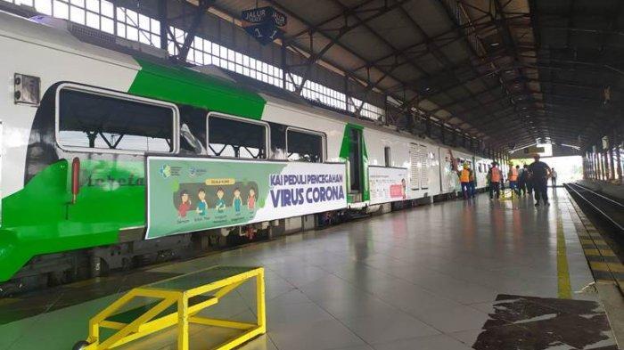 Darurat Virus Corona, PT KAI Batalkan Sejumlah Jadwal Perjalanan Kereta. Simak Daftar Berikut . . .