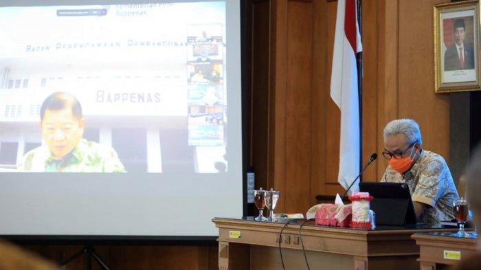 Gubernur Ganjar Pranowo Minta Rp 3,19 Triliun, Tangani Banjir dan Rob Kawasan Pantura Jateng