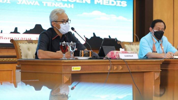 Perusahaan Suplier dan Distributor Oksigen Digabung, Gubernur Jateng: Hadapi Kondisi Darurat