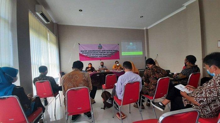 2 Kecamatan Jadi Percontohan Penanganan Kasus Stunting, Ditangani Forum Jaga Stunting Banyumas