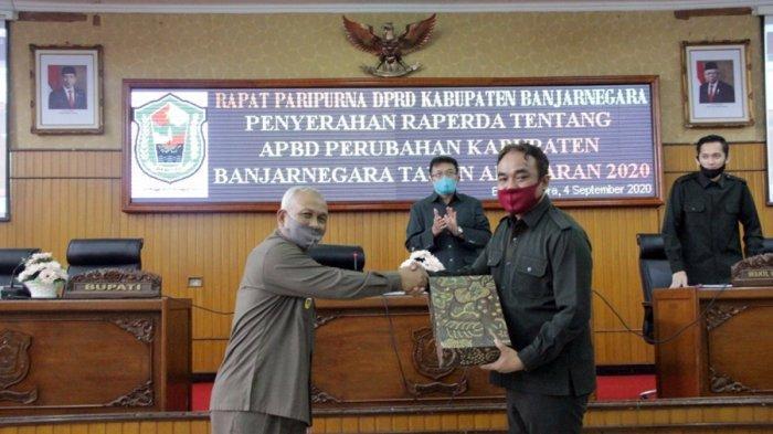 PAD Kabupaten Banjarnegara Menyusut Akibat Pandemi Covid-19